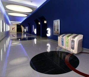 Cómo facilitar la clasificación de residuos en los cines