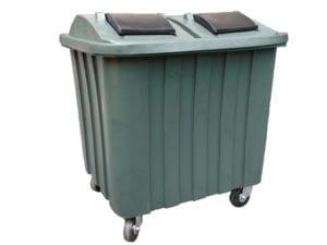 Qué lugares necesitan contenedores de plástico