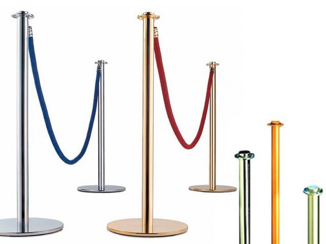 recomendaciones para que los postes de cordón luzcan como nuevos